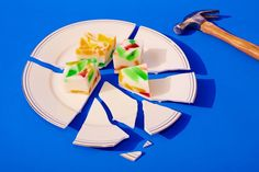 Peculiar Food Arrangements By Duo Called LAZY MOM
