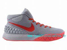 huge discount c305f 8c449 Boutique Nike Kyrie 1 Chaussures de Basketball Pour Homme Gris Rouge-705277 -330-Chaussures de Nike Basket,lesofficiellesite.fr (FR)