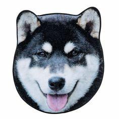 リアルモチーフタオル DOG (SHIBA) - ●Leadies' Hemings collection/・リアルモチーフタオル [CONCIERGE-NET (運営:株式会社スーパープランニング)]