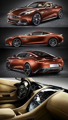 Aston Martin Vanquish, checalo a detalle