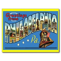 >>>Smart Deals for          Philadelphia Vintage Greeting Postcard           Philadelphia Vintage Greeting Postcard In our offer link above you will seeDiscount Deals          Philadelphia Vintage Greeting Postcard lowest price Fast Shipping and save your money Now!!...Cleck Hot Deals >>> http://www.zazzle.com/philadelphia_vintage_greeting_postcard-239961862542340732?rf=238627982471231924&zbar=1&tc=terrest