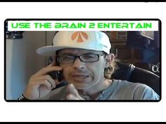 using your brain to entertain