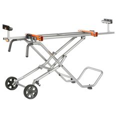 RIDGID Mobile Miter Saw Stand-AC9945 - The Home Depot