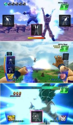 Dragon Ball Z + Kinect – Awesome Level = Over 9000!