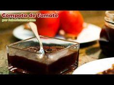 Receita de Compota de Tomate