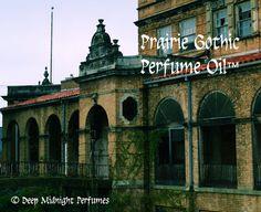 PRAIRIE GOTHIC ™ Perfume Oil  Absinthe by DeepMidnightPerfumes