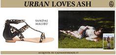 E' arrivata l'#estate! Segui il consiglio di #Urban e prova i #sandali #Malibu di #Ash! #ashitalia #ss13