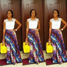 Yomi Sunmmer Hues ~African fashion, Ankara, kitenge, African women dresses, African prints, African men's fashion, Nigerian style, Ghanaian fashion ~DKK