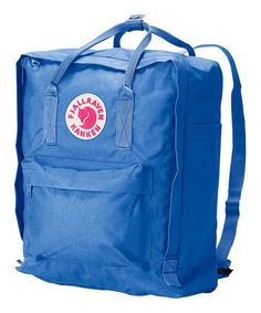OMG, best sale ever on Zulily today: Classic Kånken Backpacks by Fjällräven Kånken