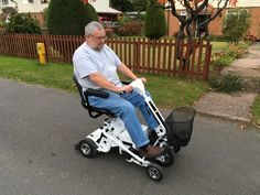 John Smith loves the Air 2 mobility scooter get your demo here http://contact.quingoscooters.com/social-mobility-scooters