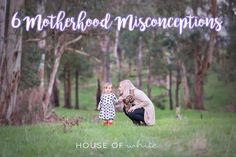 This one's for all you mama's and mama-to-be's craving a hot coffee, feeling overwhelmed, feeling lost, freakin' out, feeling alone or feeling like everyone else is getting it and you're the odd one out!  Today, I'm busting six total BS misconceptions about motherhood! *Little spoiler, actually not you're not alone!