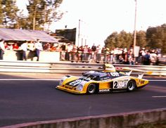 1978 - #2 Renault Alpine A442B