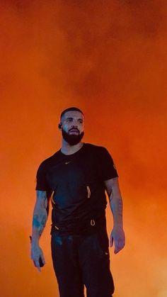 Rapper Wallpaper Iphone, Hype Wallpaper, Orange Wallpaper, Trippy Wallpaper, Boujee Aesthetic, Orange Aesthetic, Aesthetic Pictures, Aesthetic Vintage, Drake Wallpapers