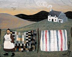 Valériane Leblond, Llanrhystyd, Wales,