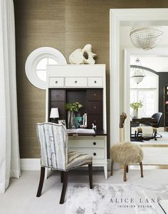 Home of Jessica Bennett - Alice Lane Home Interior Design Harmony Design, Alice Lane Home, Condo Living Room, Interior Design Photos, Nautical Home, Living Room Inspiration, Home Collections, Family Room, Furniture