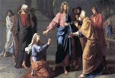 JESUS CRISTO É O CAMINHO! A VERDADE E A VIDA!: A Mulher Cananéia e Jesus