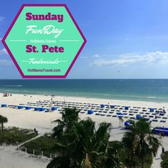 Sunday Funday in St. Pete  