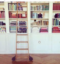 Library, Jenny Komenda