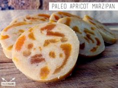 This Paleo Apricot Marzipan is a simple and delicious dessert without compromising a healthy eating routine.  Paleo Apricot Marzipan  Makes 12-14  Ingredi