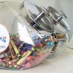 Stylish ways to organize kids toys