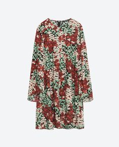 Image 6 of FLORAL DRESS from Zara