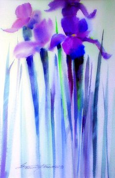 Iris Impressions - Sterling Edwards