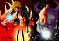 naruto_vs__sasuke_muscular_by_zujankowskaproject-d5qzhmb.jpg (1024×716)
