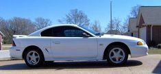 Image result for 1994 mustang white