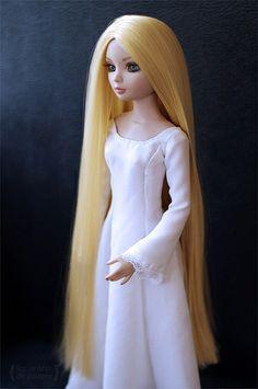 Wig for Ellowyne Wilde
