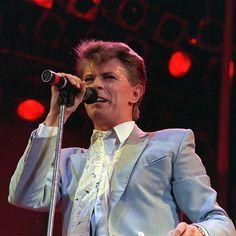 David #Bowie