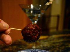 Crock-Pot Cocktail Meatballs