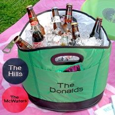 Monogram Insulated Party Tub ($35)