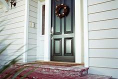 How to Paint the Exterior of the Front Door | Home Guides | SF Gate
