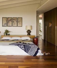 feng shui schlafzimmer richtig einrichten naturfarben ...