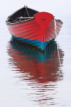 Items similar to Rowboat Photograph Red Boat Photo Print Dory Martha's Vineyard Haven Harbor Nautical Wall Art Red Teal Green Blue White Coastal Beach Decor on Etsy Nautical Wall Art, Beach Wall Decor, Old Boats, Small Boats, Boat Pics, Vineyard Haven, Martha's Vineyard, Red And Teal, Red Green
