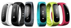 活動量計としての機能は歩数、カロリー消費、睡眠追跡など。IP57 相当の防塵防水性能で汗や雨も気にせず使え、シャワーも浴びられます。