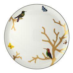 Блюдо BERNARDAUD Aux Oiseaux круглое 121