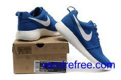 Nike Rosen Run gris bleu noir