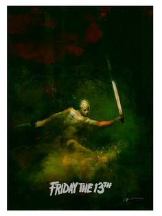 Friday The 13th - Christopher Shy ----