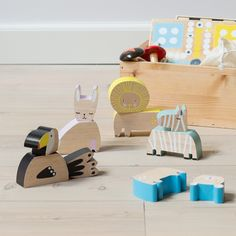Hilmer favourite is Mr Lion. Which is yours? In shops now. Wooden toys, prices from DKK 14,40 / SEK 19,90 / NOK 21,90 / EUR 1,99-6,99 / GBP 1,78 / ISK 398