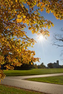 #Fall is one of the most beautiful seasons to be an #NMH student...