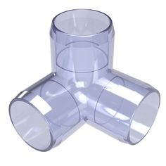 Build square corners of structural clear PVC pipe applications with this durable Formufit FormuClear Furniture Grade PVC Elbow. Furniture Grade Pvc, Building Furniture, Clear Pvc Pipe, Wood Router, Wood Lathe, Cnc Router, Pvc Tube, Cold Frame, Ideas