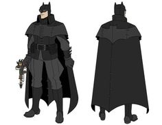 Note: Check out these awesome Victorian-themed redesigns of Batman and Superman from our pal Matthew Humphreys! I especially dig this Batman's grapple gun! I wish DC would bring back Elseword… I Am Batman, Superman, Future Batman, Batman Book, Batgirl, Comic Books Art, Comic Art, Dc Comics, Nananana Batman
