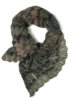 Riverbank On It Scarf | Mod Retro Vintage Scarves | ModCloth.com