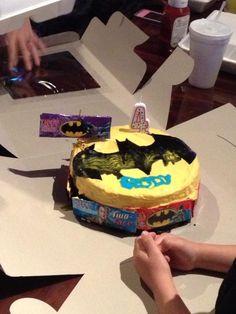 Batman cake I made for my son!:-)