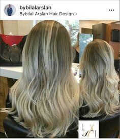 Naturel hair #olaplex Balayage hair