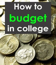 how to make a budget for college students