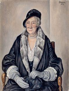 François Barraud Madame B