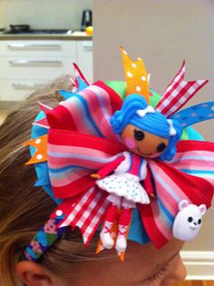lalaloopsy...@ Jessica Graves... I want one of these in a different one for Essie
