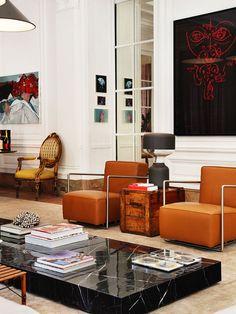 Living: Referências em decoração e design de interiores | Arkpad
